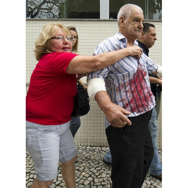 0953 Операция по зачистке трущоб Рио от наркоторговцев