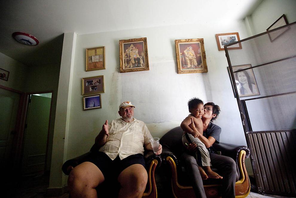 1016 Браки иностранцев в Таиланде