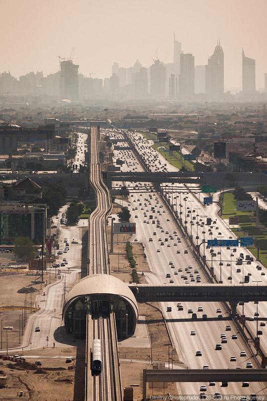 1074 Дубайский метрополитен