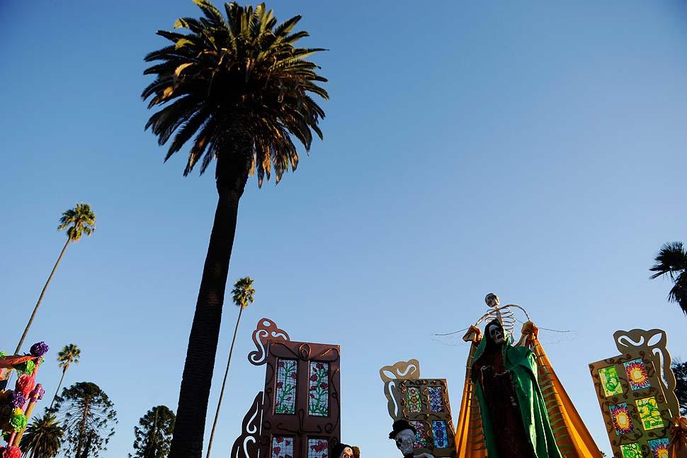 109 День Мертвых в Лос Анджелесе
