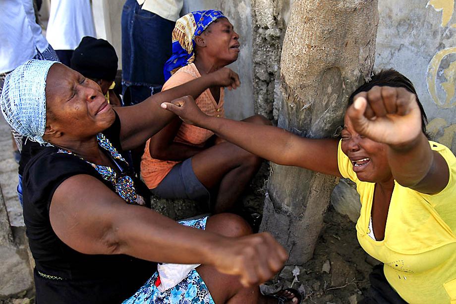 1246 Эпидемия холеры на Гаити (Часть 2)