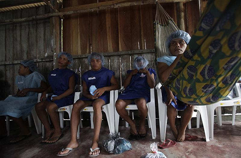1262 Dokter di belantara hutan tropis di Brazil