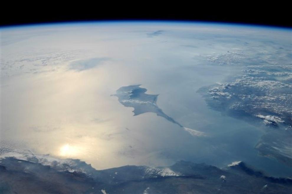 1280 Невероятные фото из космоса астронавта Дугласа Уилока