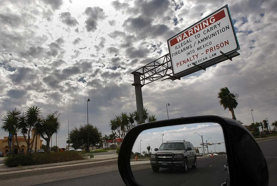 Рейноса - там, где правят картели