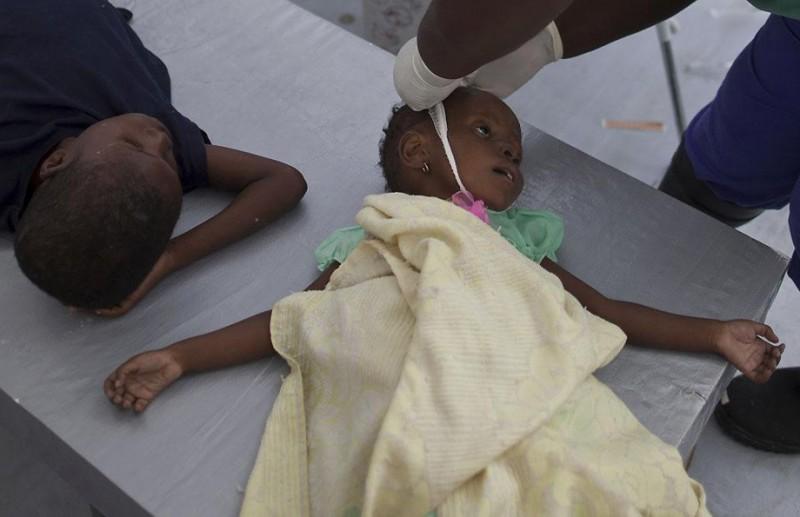 Эпидемия холеры на Гаити (Часть 2)