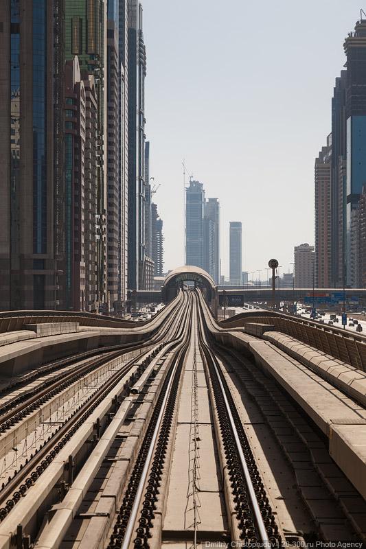1546 Дубайский метрополитен