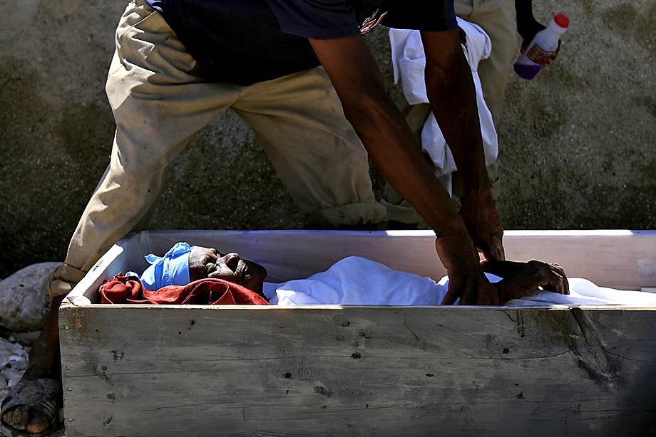 1628 Эпидемия холеры на Гаити (Часть 2)