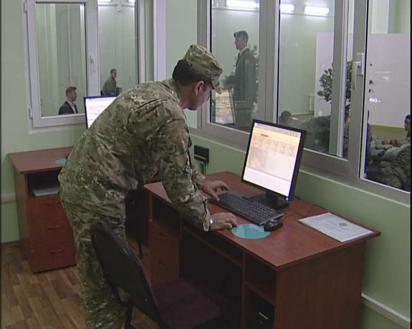 Грузинська армія очима українця