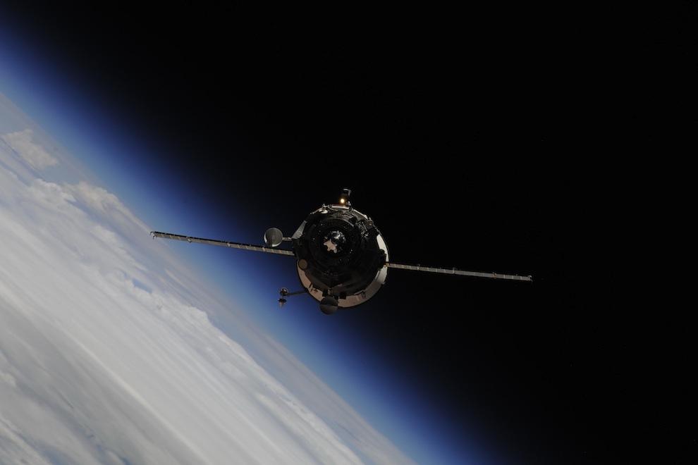 1841 Невероятные фото из космоса астронавта Дугласа Уилока