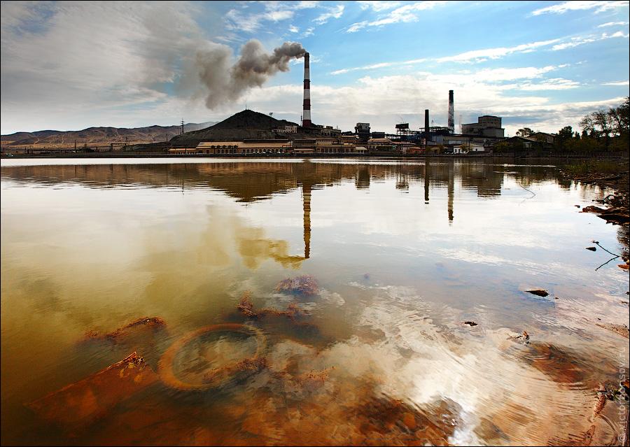 2037 Самый грязный город планеты