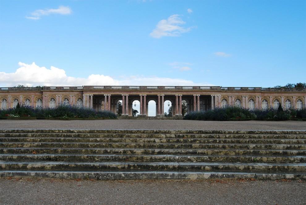 Версаль. Часть 2. Парк
