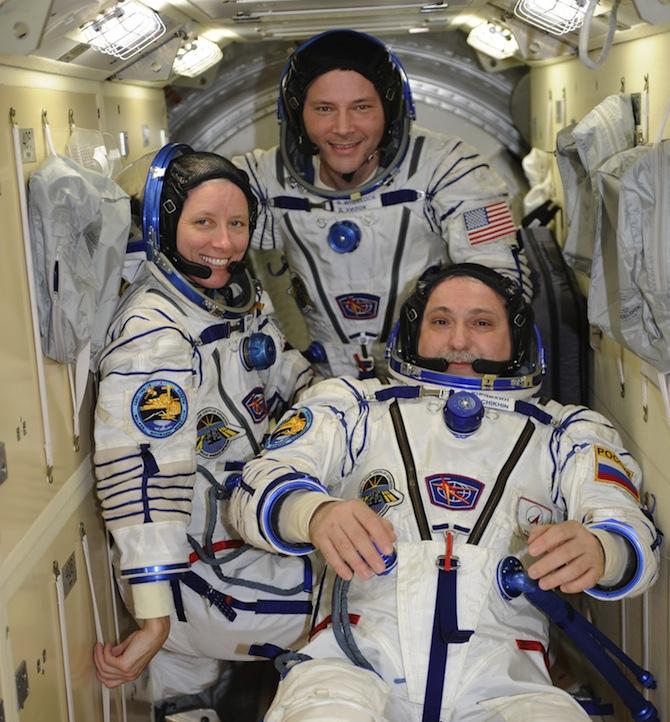 2923 Невероятные фото из космоса астронавта Дугласа Уилока