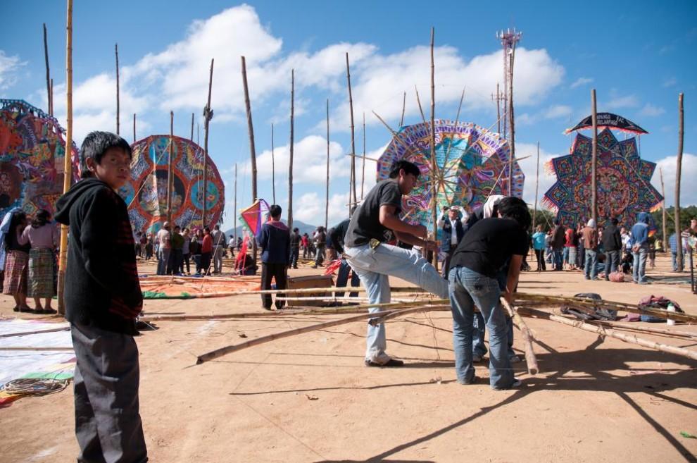 3101 990x657 Гватемала: фестиваль воздушных змеев