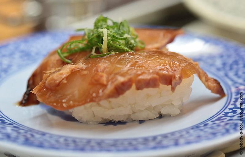 379 Репортаж из конвейерного ресторана суси