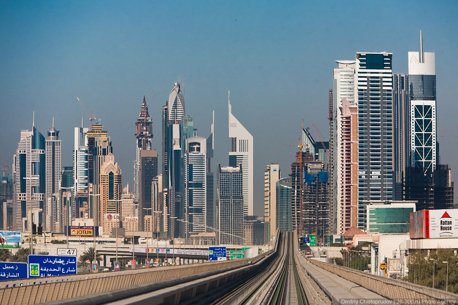 407 Дубайский метрополитен
