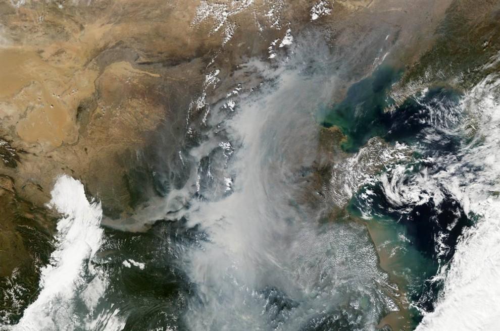 Космос октябрь 2010