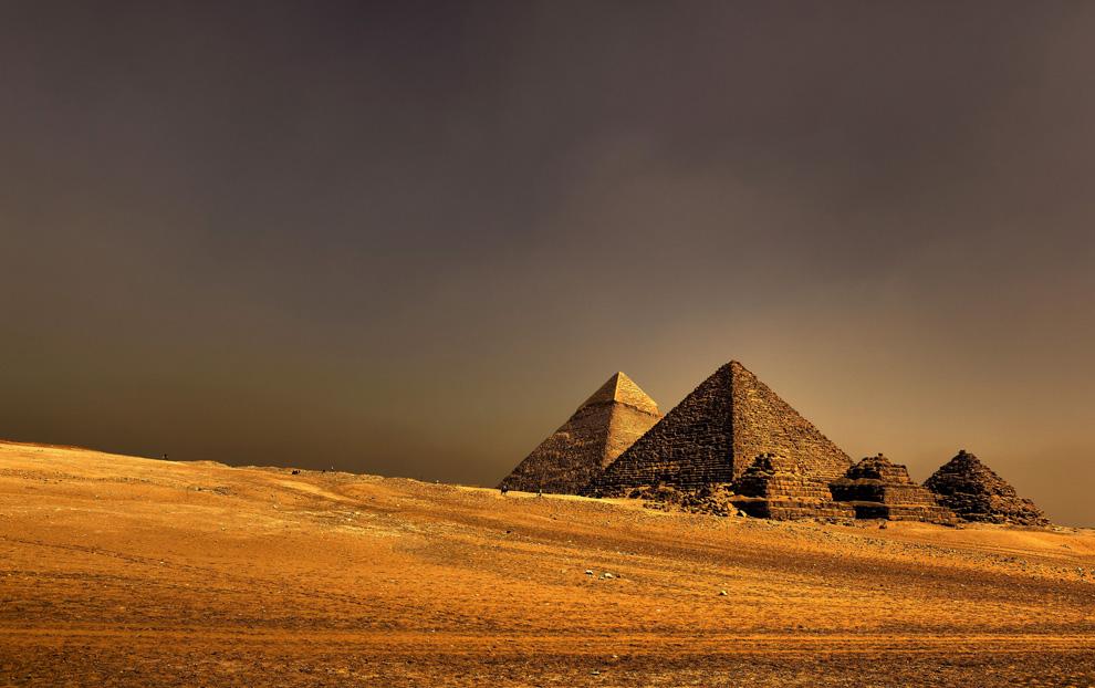 пирамиды древнего египта красивая картинка примеру, керамическую