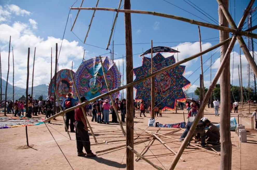 470 990x657 Гватемала: фестиваль воздушных змеев