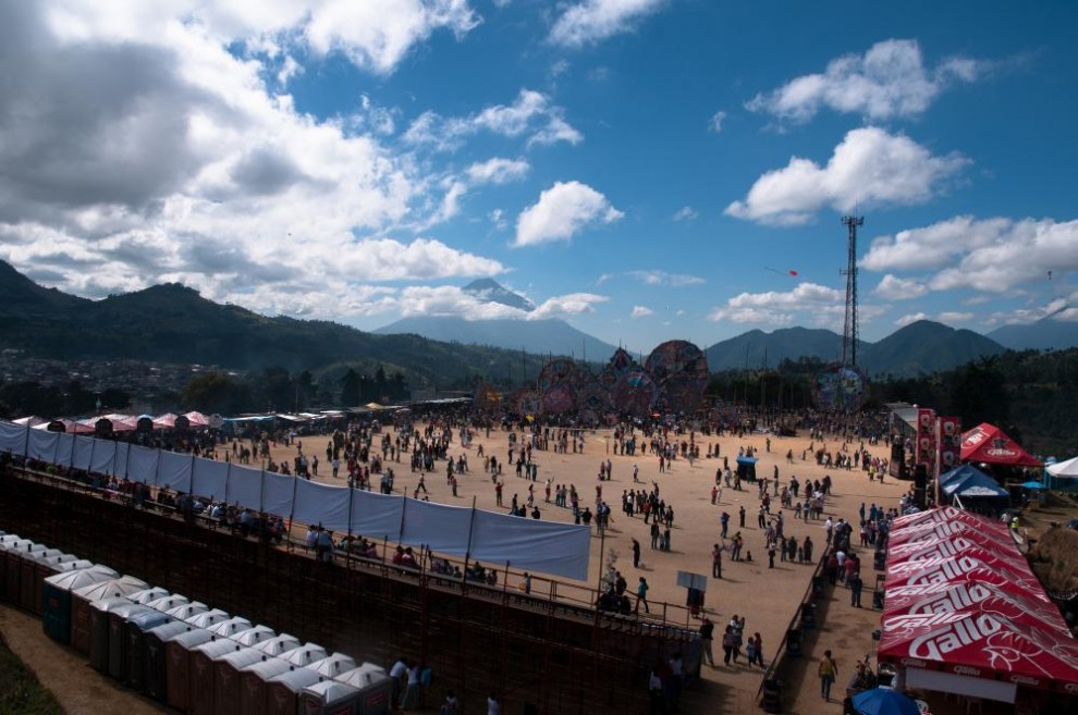 554 990x657 Гватемала: фестиваль воздушных змеев