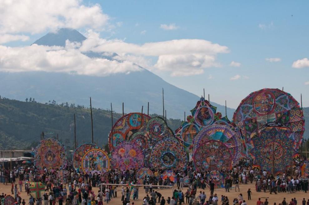 650 990x657 Гватемала: фестиваль воздушных змеев
