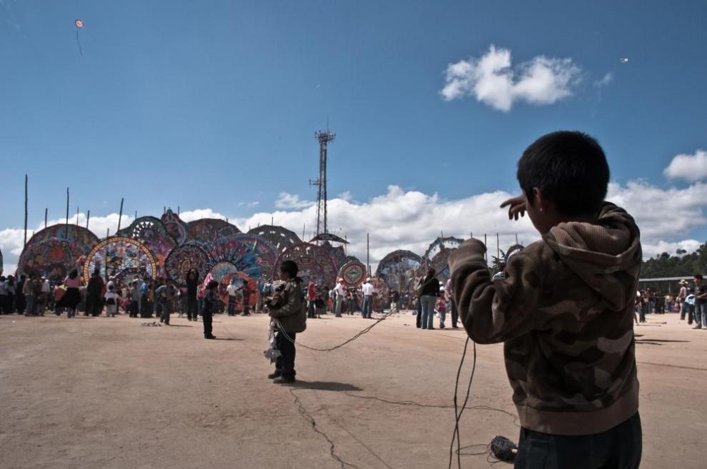 750 990x657 Гватемала: фестиваль воздушных змеев
