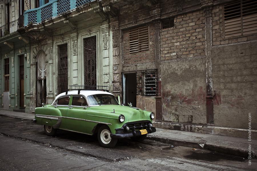Экскурсия по кубинскому автопрому