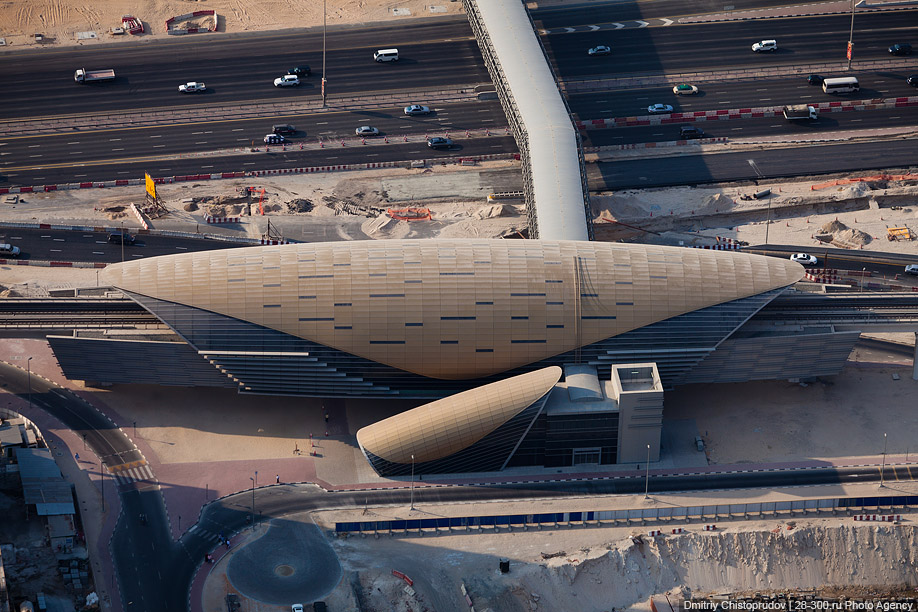 844 Дубайский метрополитен