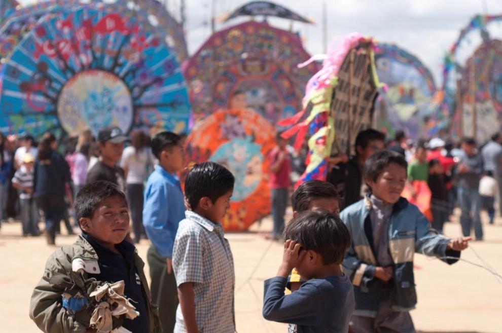 849 990x657 Гватемала: фестиваль воздушных змеев