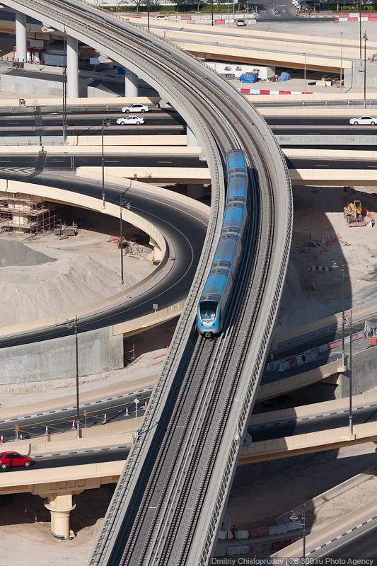 943 Дубайский метрополитен
