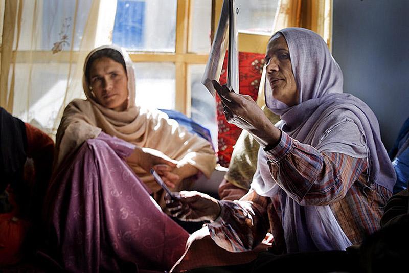 CARE in Afghanistan 001 Охрана материнства и детства в Афганистане