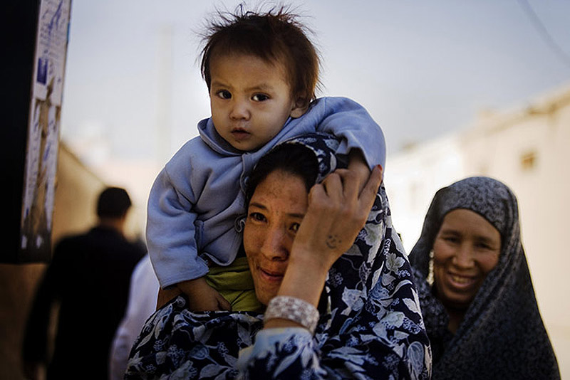 CARE in Afghanistan 004 Охрана материнства и детства в Афганистане