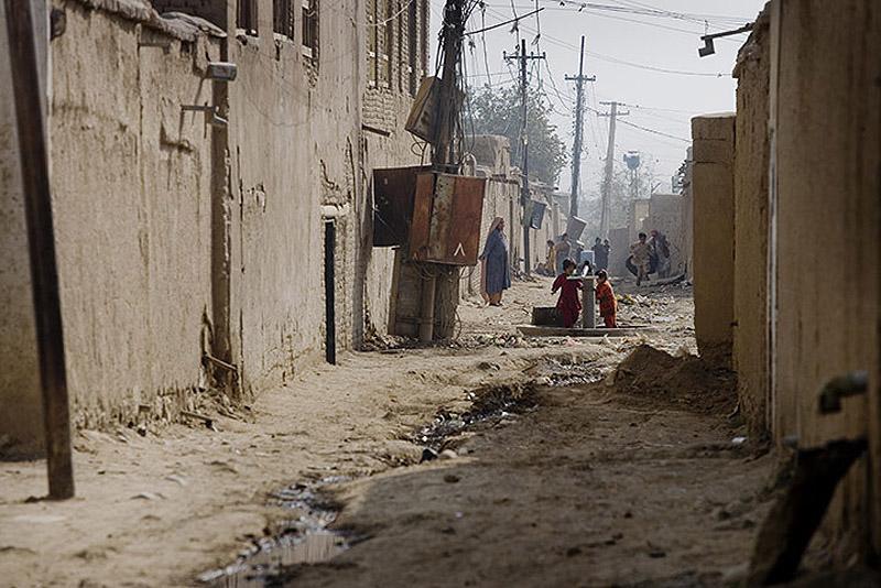 CARE in Afghanistan 007 Охрана материнства и детства в Афганистане