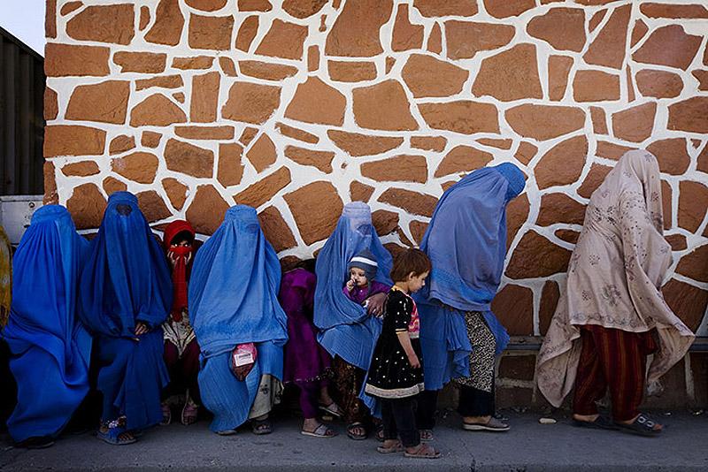 CARE in Afghanistan 009 Охрана материнства и детства в Афганистане