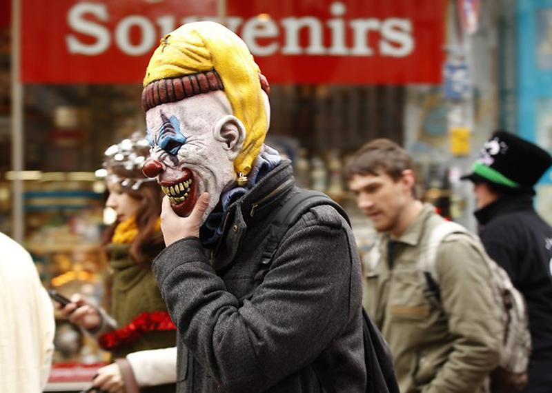 Открытие карнавального сезона в Кёльне