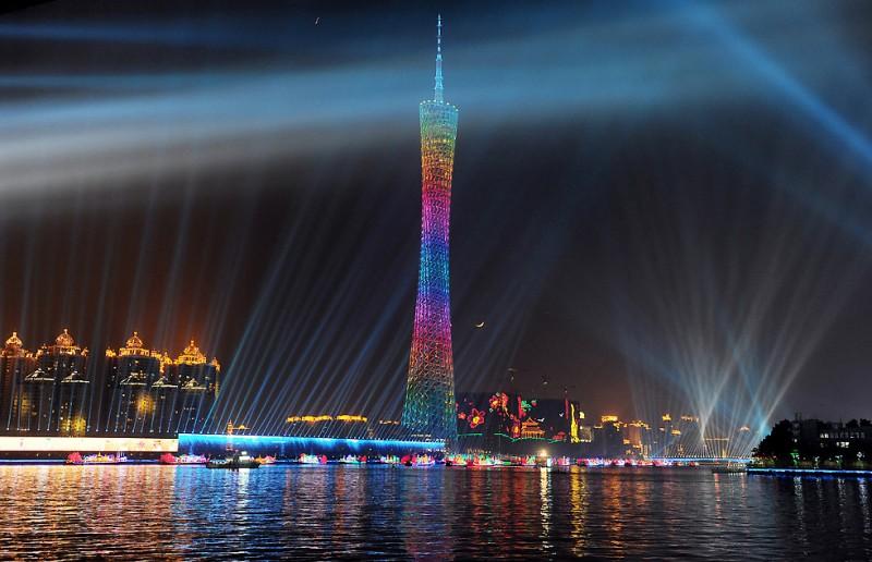 Подготовка к открытию Азиатских игр вКитае