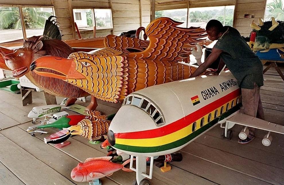 Гробики из Ганы
