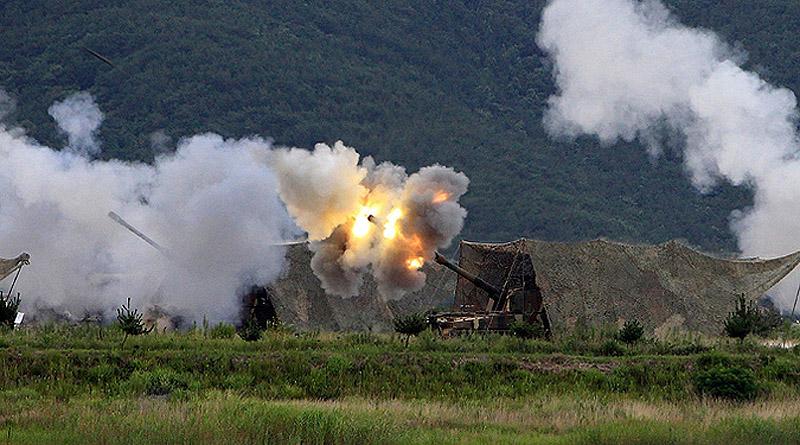 image 57273 Боевые действия между Северной и Южной Кореей