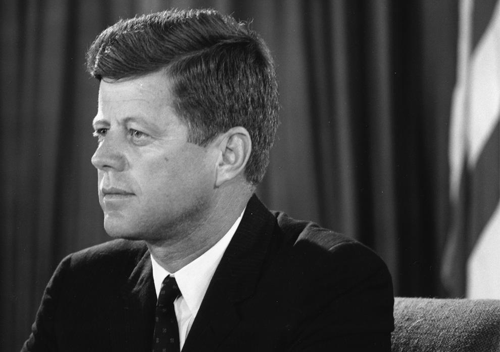k01 STA4 Президентство Джона Кеннеди   полвека назад