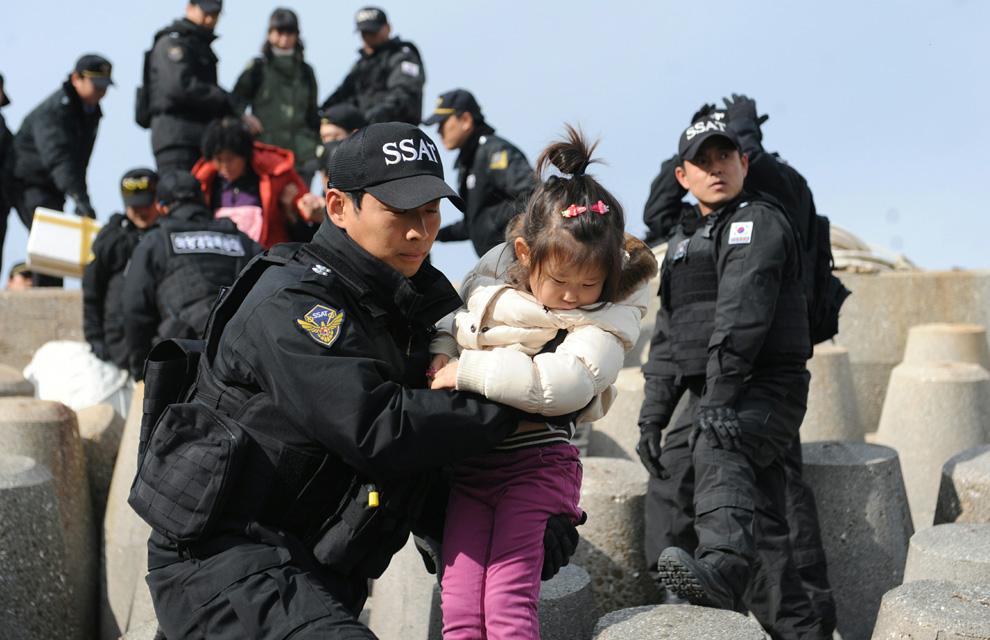 k16 2607 Конфликт двух Корей