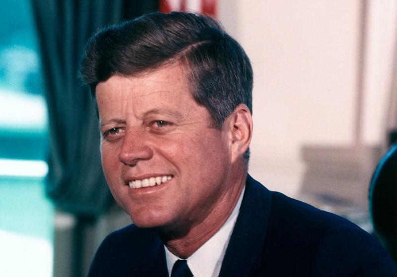 Президентство Джона Кеннеди — полвека назад
