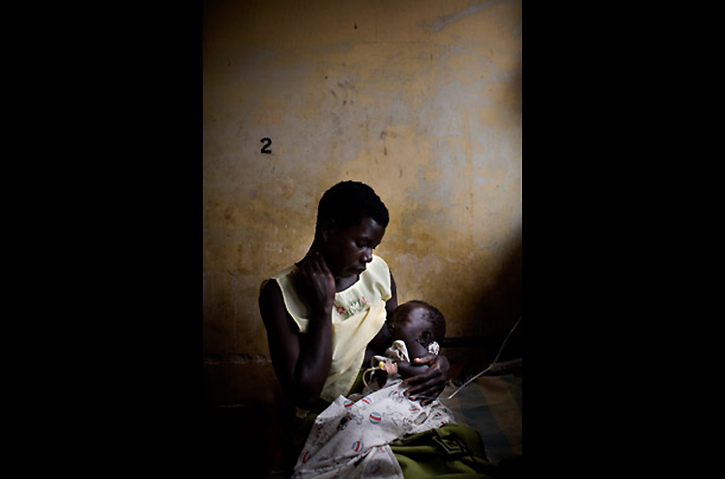 malaria 12 kursi, dimana ada malaria