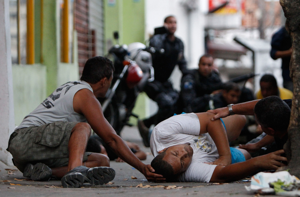 r17 2610 Нарковойна в Рио