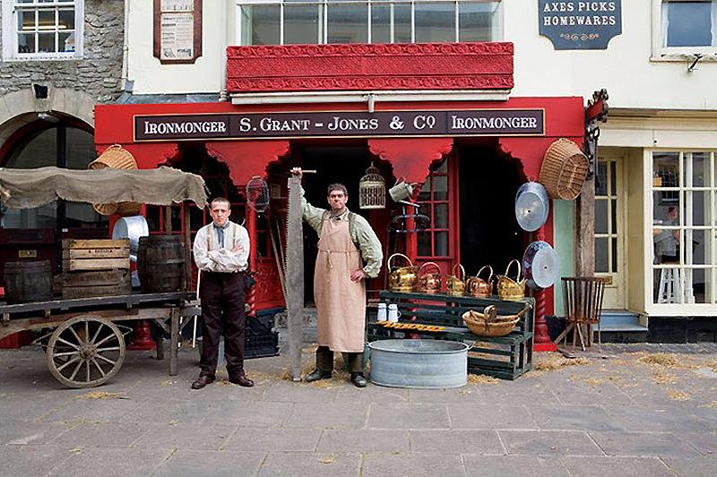 shop01 Оглядываясь в прошлое: британские магазины