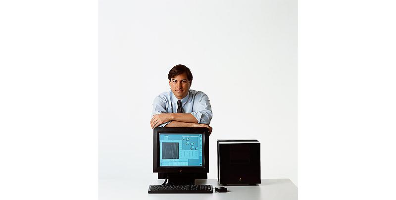 steve jobs 06 Долгая и удивительная карьера Стива Джобса