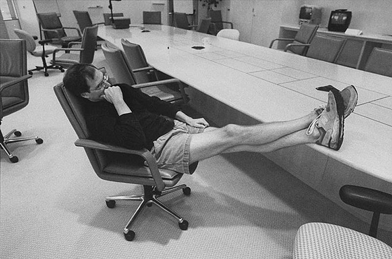 steve jobs 07 Долгая и удивительная карьера Стива Джобса