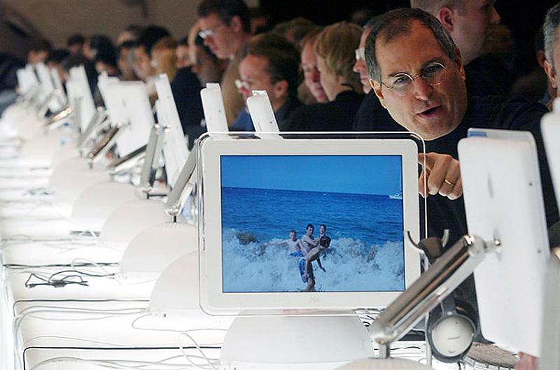 steve jobs 08 Долгая и удивительная карьера Стива Джобса