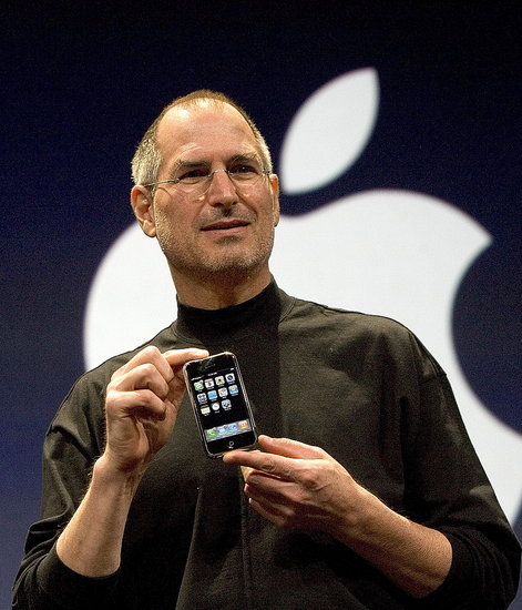 steve jobs 11 Долгая и удивительная карьера Стива Джобса