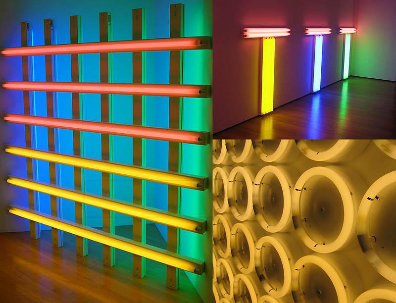 Искусство или осветительные приборы?