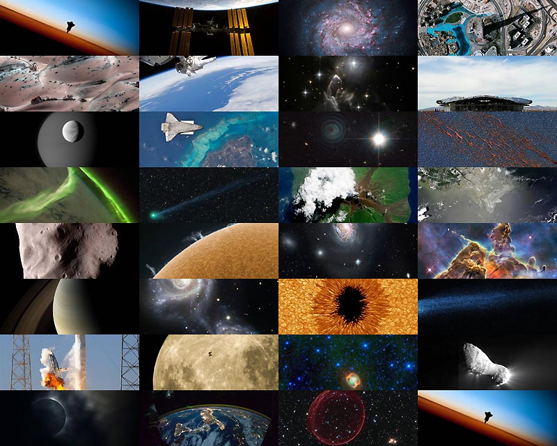 0053 Лучшие космические фото 2010 года