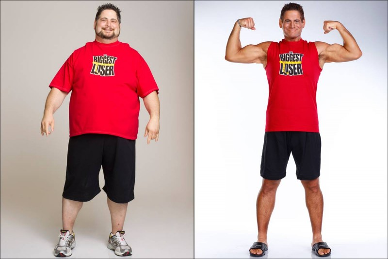 """Борьба с лишним весом на программе """"Biggest Loser"""" (Часть 2)"""